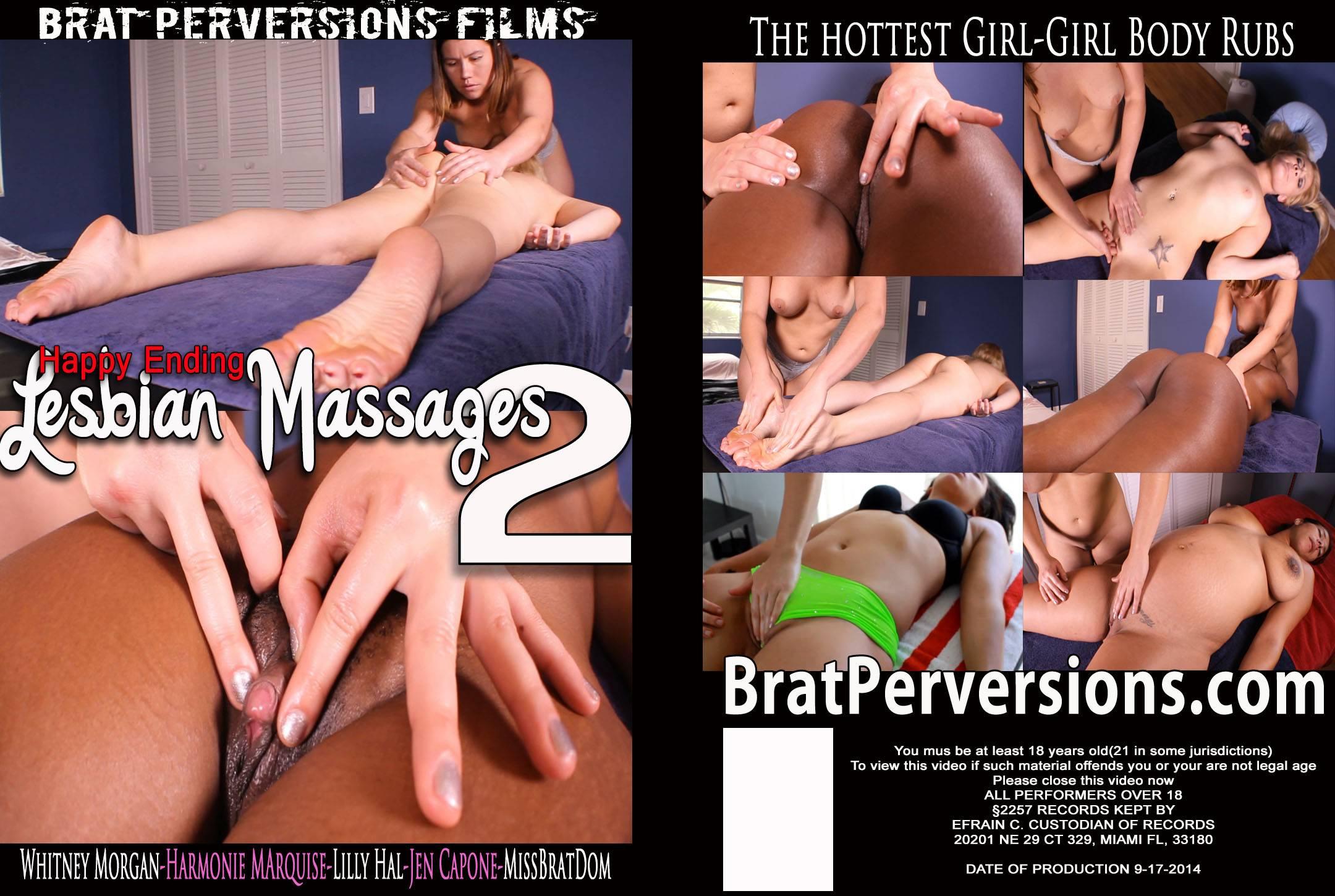 Lesbians Massage 2
