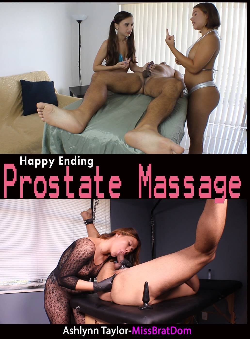 Happy Ending Prostate Massages