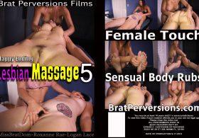 Happy Ending Lesbian Massage 5