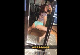 Wet Pussy on Snapchat