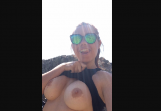 Flashing: Boobs in Public