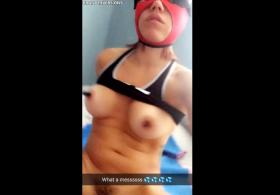 Freaky on Snapchat