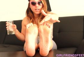 Foot Cuckold Humiliation POV