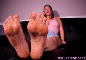 Dirty Feet Humiliation POV