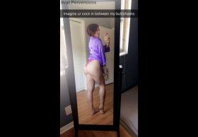 Snapchat Selfies: Sexy Robe