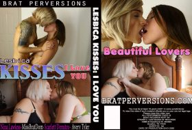 Lesbica Kisses: I Love You (MOVIE)