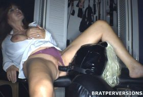 MILF Fantasies: Her First Femdom Experience