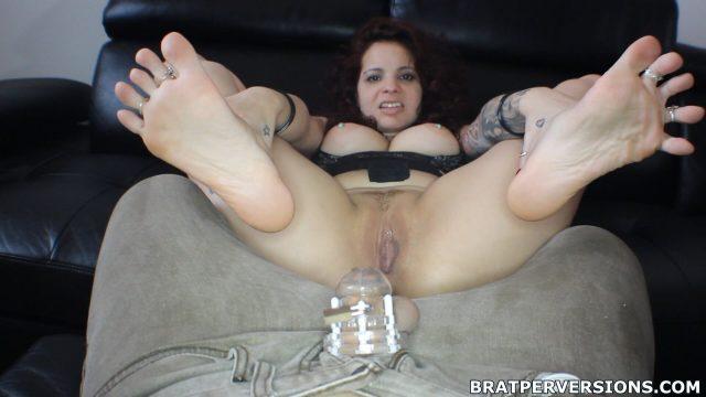 femdom chastity pov