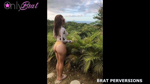 big ass of miss brat
