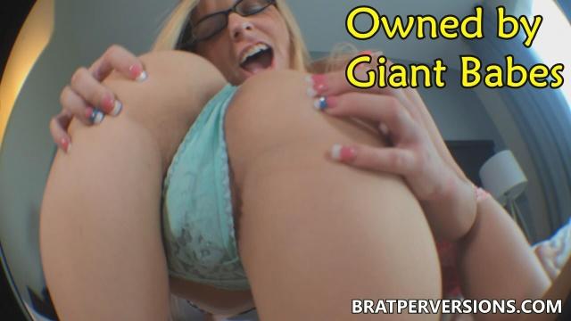 giantess fetish